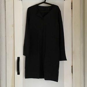 COS Dark Navy, Almost Black Dress (M)